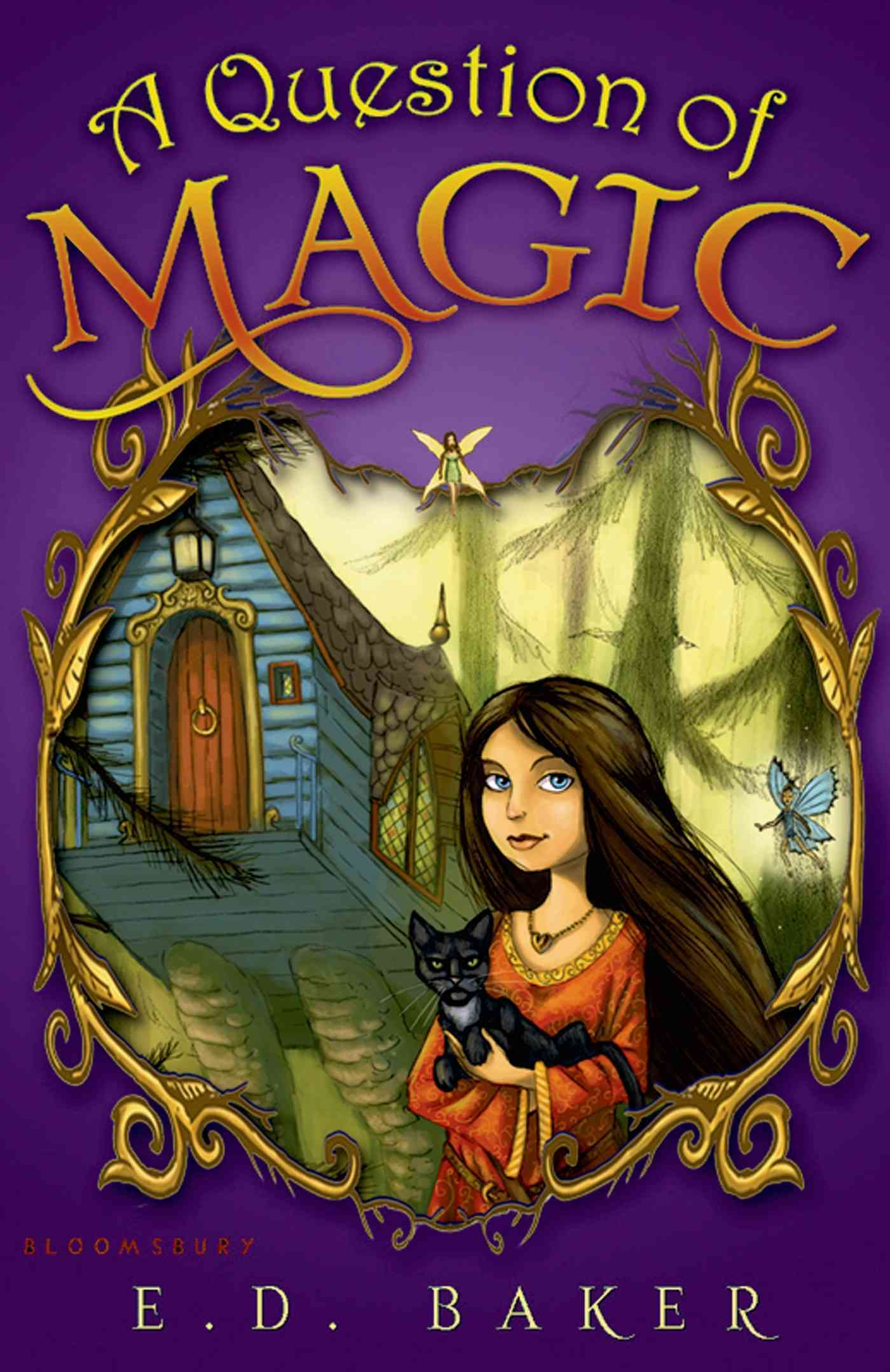 A Question of Magic By Baker, E. D.